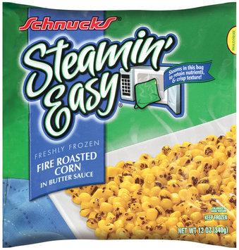 Schnucks® Steamin' Easy™ Freshly Frozen Fire Roasted Corn 12 oz.