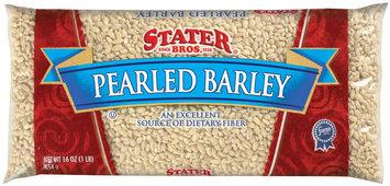 Stater Bros. Pearled Barley 16 Oz Bag