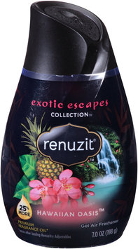 Renuzit® Exotic Escapes Collection™ Hawaiian Oasis™ Gel Air Freshener