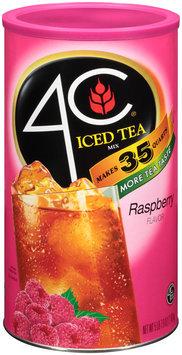 4C® Raspberry Iced Tea Mix 87.9 oz. Canister
