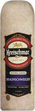 Kretschmar® Natural Casing Braunschweiger