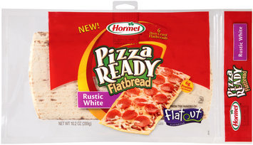 Hormel™ Pizza Ready™ Rustic White Flatbread 6 ct Bag