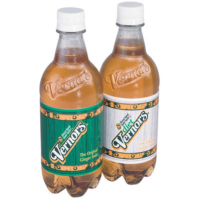 Vernors Regular & Diet Group Soda