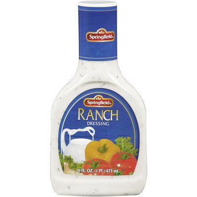 Springfield® Ranch Dressing 16 fl. oz. Bottle