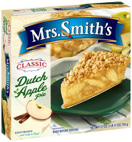 Mrs. Smith's® Classic Dutch Apple Crumb Pie 27 oz. Box