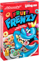 Schnucks® Fruit Frenzy® Cereal 12.2 oz. Box