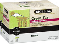 Bigelow® Green Tea with Pomegrante 12-.12 oz Cups