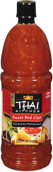 Thai Kitchen Food Service Sweet Red Chili Sauce Food Service 33.82 Fl Oz Plastic Bottle