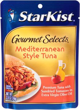 StarKist® Gourmet Selects® Mediterranean Style Tuna