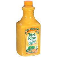 Tree Ripe® Certified Organic Orange Juice from Concentrate 59 fl. oz. Plastic Bottle
