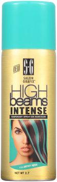 Salon Grafix® High Beams Intense Temporary Spray-On Haircolor #28 Artsy Aqua 2.7 oz. Can