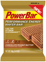 PowerBar® Chocolate Peanut Butter Performance Energy Wafer Bar
