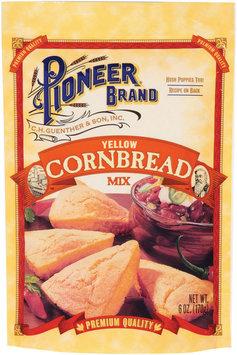 Pioneer Brand Yellow Cornbread Mix 6 Oz Packet
