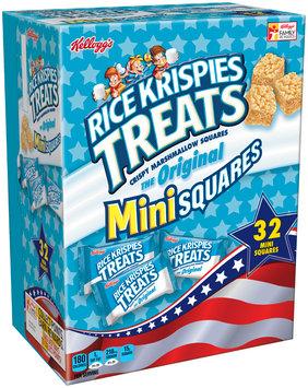 Kellogg's® Original Rice Krispies Treats® Crispy Marshmallow Mini Squares