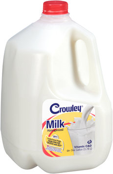 Crowley® Homogenized Milk 1 gal. Jug