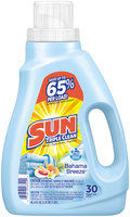 Sun® Triple Clean Bahama Breeze Laundry Detergent 45.4 fl. oz. Jug
