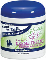 Mane 'n Tail Herbal Gro Olive Oil Complex Cream Therapy 5.5 Oz Plastic Jar