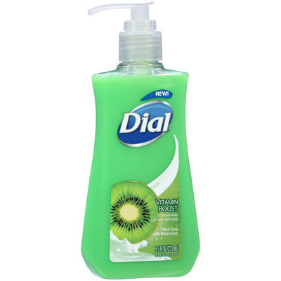 Dial® Vitamin Boost Hand Soap with Moisturizer