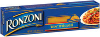 Ronzoni  Vermicelli 16 Oz Box