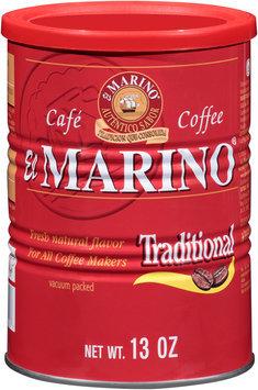 El Marino® Traditional Instant Coffee 13 oz. Can