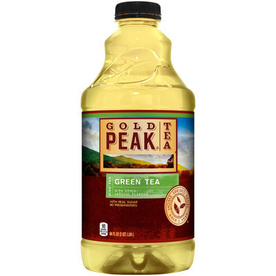 Gold Peak® Green Tea Iced Tea 64 fl. oz. Bottle
