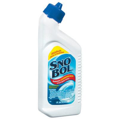 Sno Bol  Toilet Bowl Cleaner 16 Oz Plastic Bottle