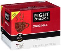 Eight O'Clock Original Keurig Brewed Medium Roast Coffee K-Cup Packs