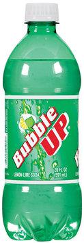 Bubble Up® Lemon Lime Soda 20 Oz Bottle