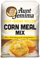 Aunt Jemima Self-Rising Yellow Corn Meal Mix 5 lb. Bag