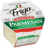 Frigo® Parmesan Shaved Cheese 5 oz. Plastic Tub