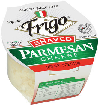 Frigo® Parmesan Shaved Cheese