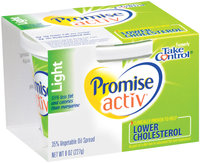 Promise Light Vegetable Oil Spread