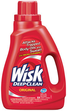 Wisk® Deep Clean™ Original Laundry Detergent 50 fl. oz. Jug