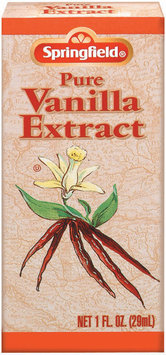 Springfield Pure  Vanilla Extract 1 Oz Box