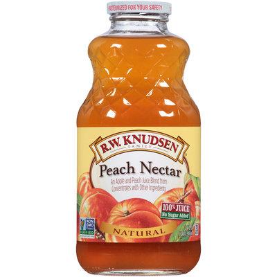 R.W. Knudsen Family® Peach Nectar 32 fl. oz. Bottle
