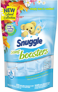 Snuggle Scent Boosters® Island Dreams™ 26 Loads Concentrated Scent Pacs 18.3 oz. Bag