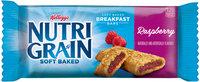 Kellogg's® Nutri-grain® Soft Baked Raspberry Breakfast Bar