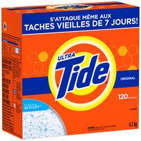 Tide Ultra Original Scent Powder Laundry Detergent 169 oz. Box