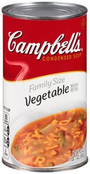 Campbell's® Family Size Vegetable Condensed Soup 23 oz. Can