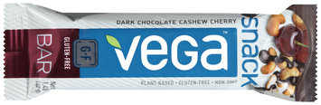 Vega™ Dark Chocolate Cashew Cherry Snack Bar 1.48 oz. Wrapper