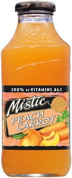 Mistic® Peach Carrot Juice Drink 16 fl. oz. Bottle