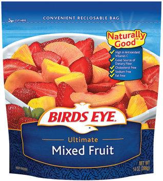 Birds Eye Ultimate Mixed Fruit 14 Oz Bag