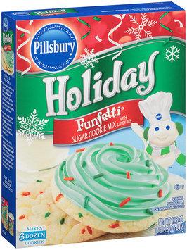 Pillsbury Funfetti® Holiday Sugar Cookie Mix with Candy Bits