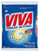 Viva Perlas Activas Powder Laundry Detergent 17 Oz Bag