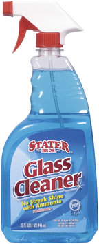 Stater Bros. W/Ammonia Refillable Glass Cleaner 32 Oz Trigger Spray