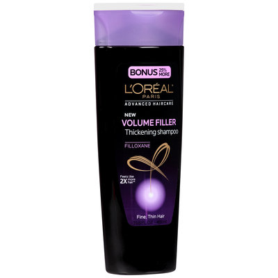 L'Oréal® Paris Advanced Haircare Volume Filler Thickening Shampoo 15.8 fl. oz. Bottle