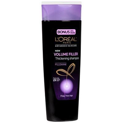 L'Oréal® Paris Advanced Haircare Volume Filler Thickening Shampoo 15.8 fl. oz. Bottle