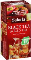 Salada® Autumn Orchard Apple All Natural Black Tea for Iced Tea 18 ct. Box