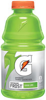 Gatorade® G™ Series Frost® Rain Lime Sports Drink 32 fl. oz. Bottle
