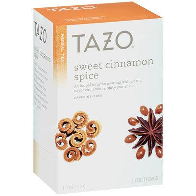 Tazo® Sweet Cinnamon Spice Herbal Tea 20 ct. Box